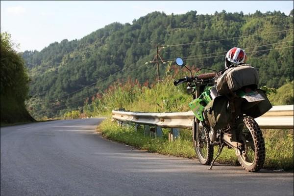 chuẩn bị gì khi đi phượt xe máy