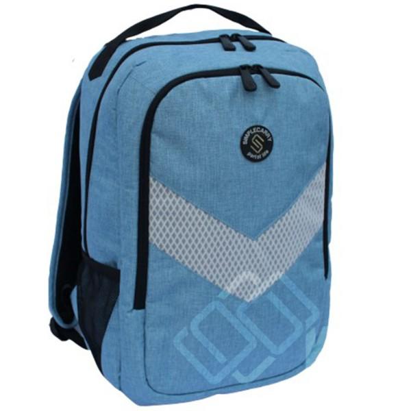 balo Simple Carry V3 Blue