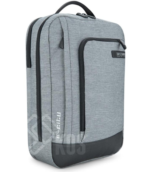balo Simple Carry M-City Grey