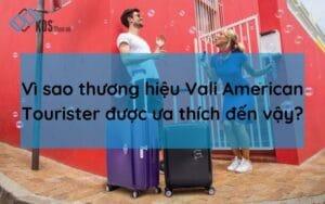 Vali American Tourister