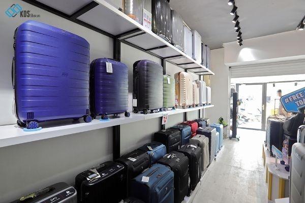 Cửa hàng bán vali kéo ở TPHCM 11