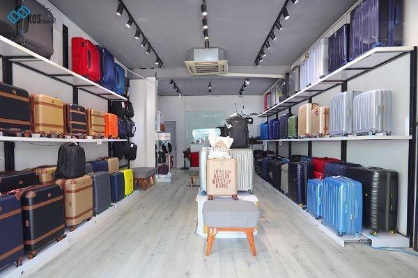 Cửa hàng bán vali kéo ở TPHCM 2