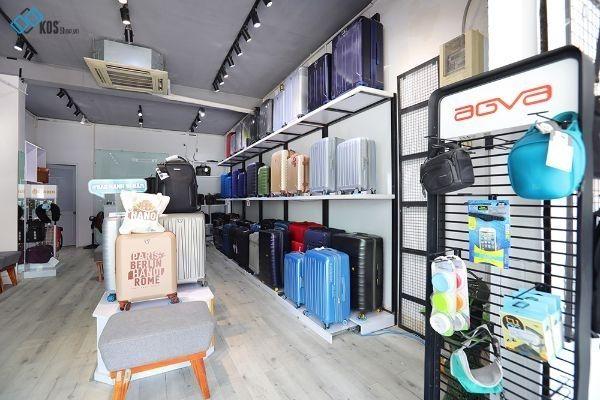 Vì sao nên mua vali chính hãng tại KOS Shop