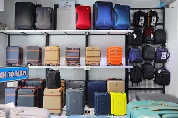 Cửa hàng bán vali kéo ở TPHCM 6