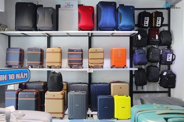 Mua vali ở đâu tại TPHCM giá tốt và chất lượng nhất