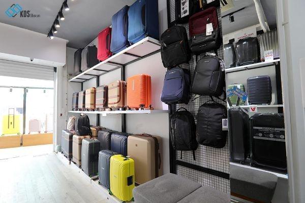 Quy mô, số lượng chi nhánh, cửa hàng bán vali tại TPHCM