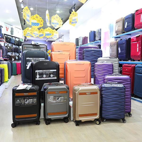 Nên mua vali nào? 1
