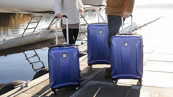 Mua vali màu nào đẹp? Vali xanh navy