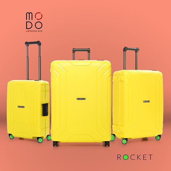 Vali kéo khóa sập Modo Rocket