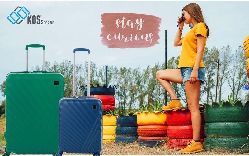 mua vali nên chọn màu gì
