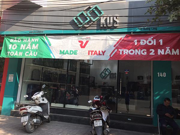 Địa chỉ mua vali uy tín ở Hà Nội 7