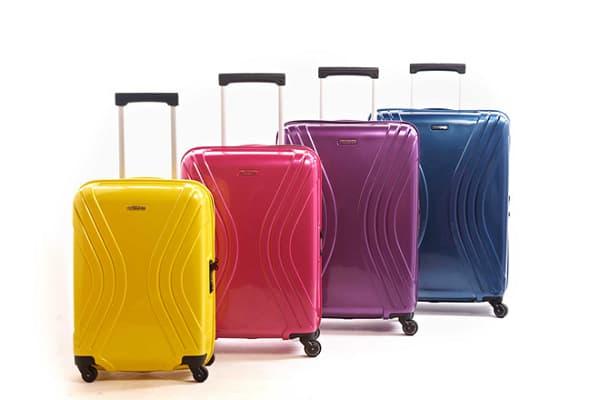 thiết kế vali kéo american tourister