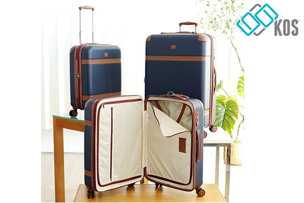 Chuẩn bị vali kéo hành lý du lịch Hàn Quốc