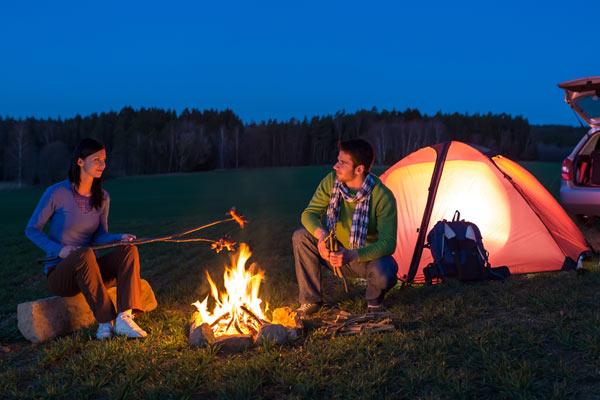 đi cắm trại nên mang theo gì