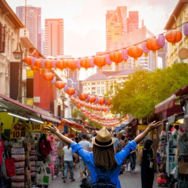 Kinh nghiệm du lịch tự túc Singapore