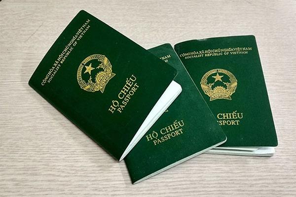 hộ chiếu việt nam đi du học