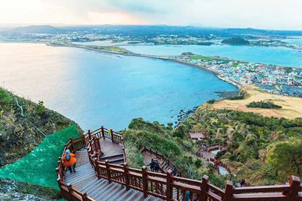 Lịch trình du lịch Hàn Quốc