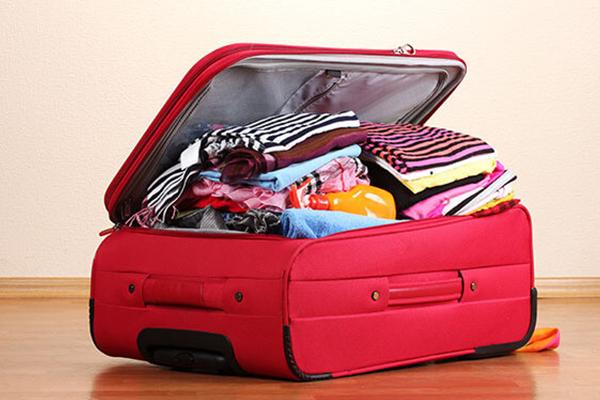 Mẹo đóng gói vali đi du học Trung Quốc